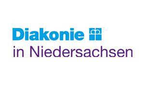 Logo Diakonie in Niedersachsen